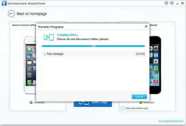 process interface